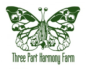 Three Part Harmony Farm Logo
