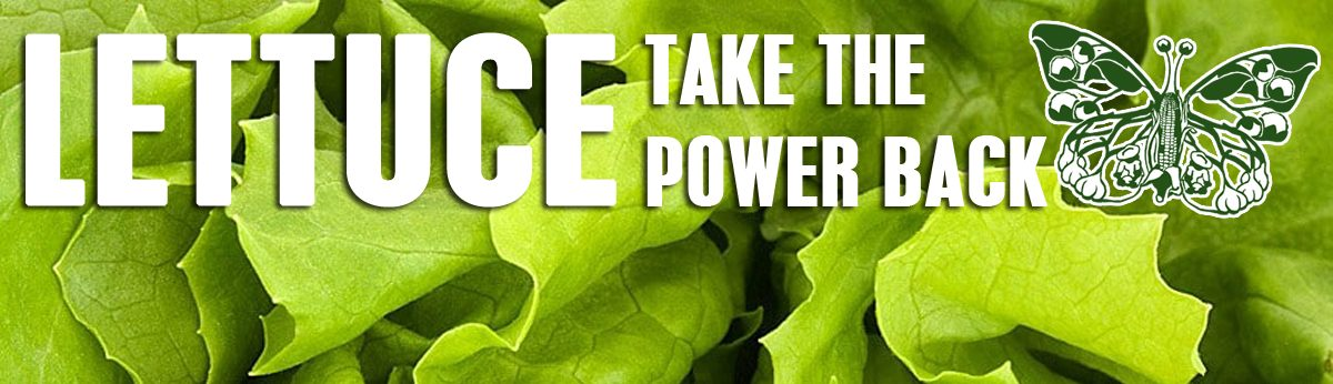 Permalink to: Lettuce Take the Power Back: Growing your own food is a subversive activity!